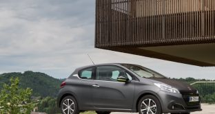 Nuova Peugeot 208 elettrica