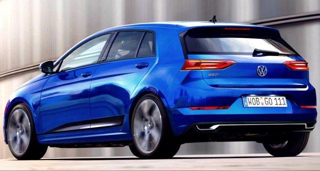 La versione GTI della nuova Volkswagen Golf potrebbe essere la più potente mai lanciata sul mercato