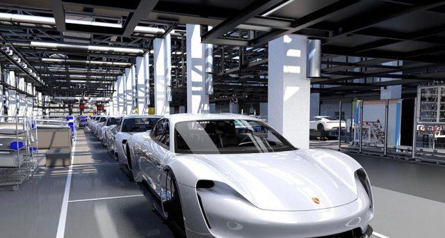 Ecco quali saranno le principali differenze tra la concept car Mission E e la versione di produzione che si chiamerà Taycan