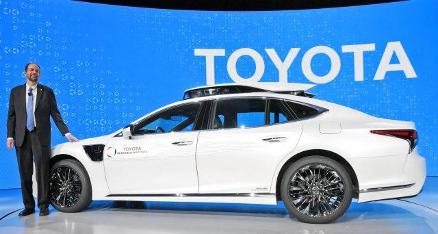 Toyota offre il suo sistema di guida autonoma Guardian all'industria automobilistica