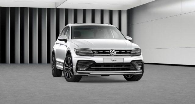 Volkswagen Tiguan: nuovi allestimenti e motori per il famoso suv della casa di Wolfsburg
