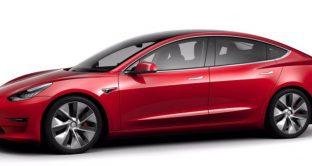 Tesla Model 3 Perfomance