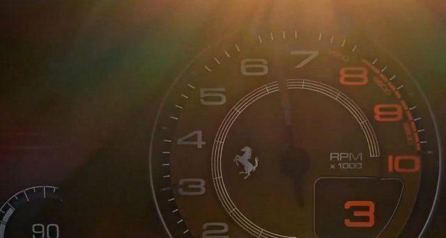 La casa di Maranello svela in un video teaser alcuni particolari di un nuovo modello che sarà svelato domani in vista del Salone di Ginevra
