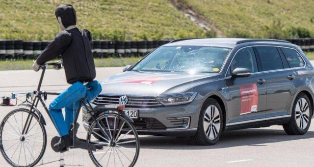 Dal 2020 in Europa la fermata automatica d'emergenza sarà obbligatoria in tutte le auto di nuova immatricolazione