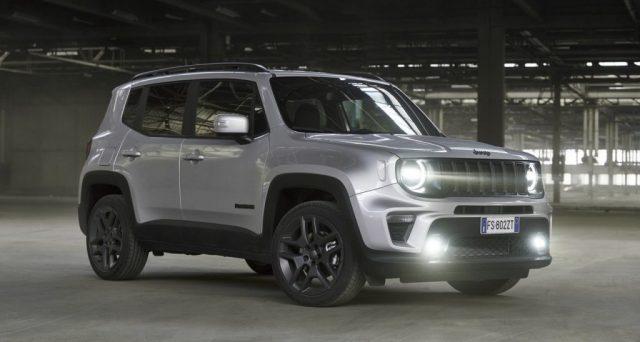 Jeep Renegade S è il nome della nuova versione del crossover di Jeep votato alla sportività e alla tecnologia