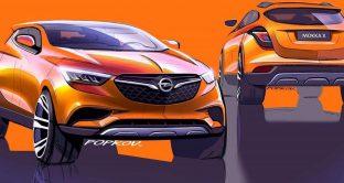 Nuova Opel Mokka X