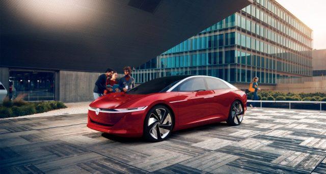 Il produttore di Wolfsburg presenta IQ.Drive in cui l'intera gamma di tecnologie di assistenza alla guida attuali e future viene riunita