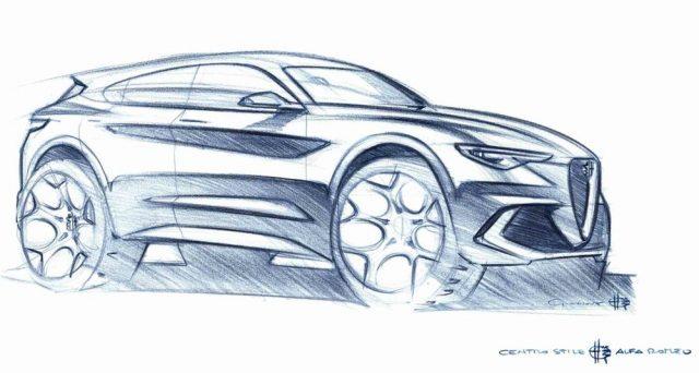 Il nuovo suv compatto potrebbe venire prodotto insieme a Tonale nello stabilimento Fiat Chrysler di Pomigliano tra 2 o 3 anni