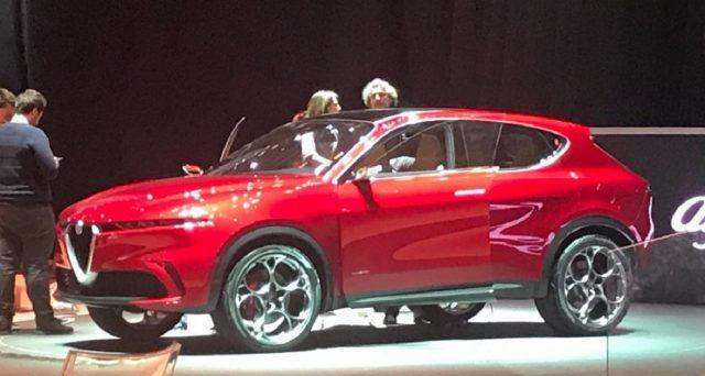 Oggi alle 11 da Ginevra presentazione della nuova concept car della casa automobilistica del Biscione