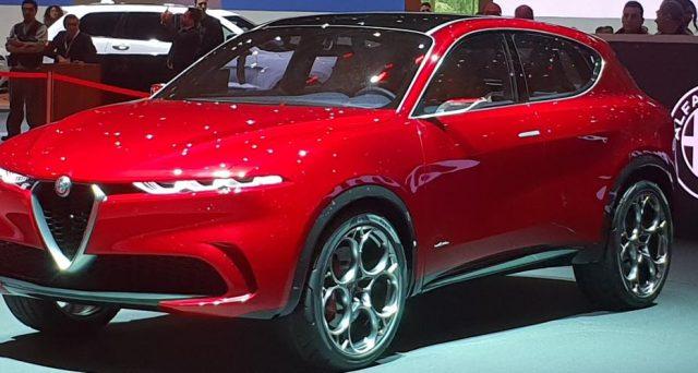 Alfa Romeo Tonale sarà un punto di riferimento importante per la futura Alfa Romeo Giulietta