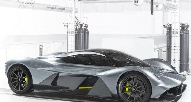 Valhalla potrebbe essere il nome scelto dalla casa inglese per la sua nuova hypercar nata in collaborazione con Red Bull