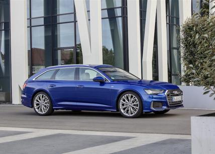 Cresce la gamma di Audi A6 e A6 Avant con nuove motorizzazioni con trazione integrale