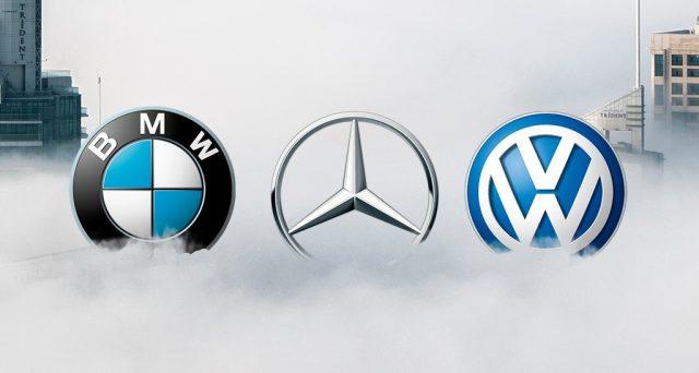 BMW, Daimler e Volkswagen sono stati giudicati colpevoli di collusione dalla Commissione Europea