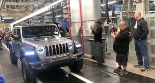 Il 12 luglio si terrà in Italia il Jeep Camp è in quella occasione debutterà in Europa il nuovo Jeep Gladiator