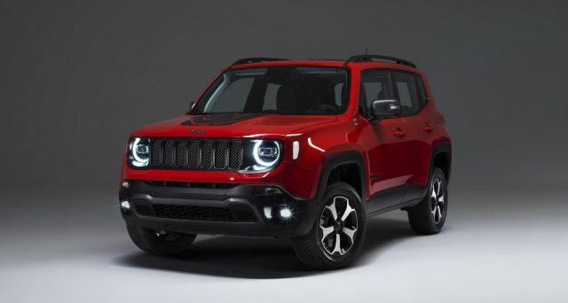 Jeep Renegade ha ottenuto il massimo dei voti dalla Safety Institute for Highway Safety (IIHS)