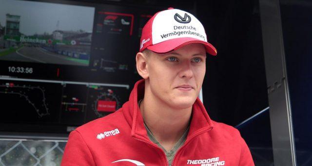 Mattia Binotto ha dichiarato che il team si aspetta molto da Mick Schumacher in Formula 2