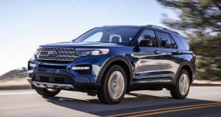 La nuova Ford Explorer avrà pneumatici in grado di ripararsi da soli