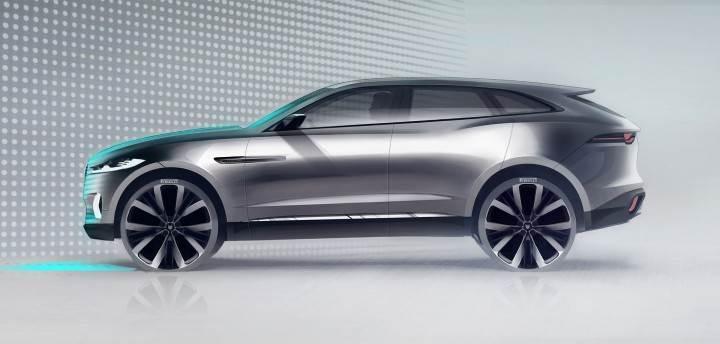 jaguar  pace il nuovo suv top  gamma arrivera nel  motori  auto investireoggiit