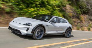 Nuova Porsche Taycan Cross Turismo: confermata la sua produzione