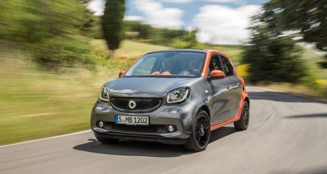 Mercedes sta pensando di mettere fine alla commercializzazione di auto Smart in USA