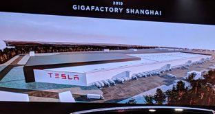 Tesla mostra come sarà la nuova gigafactory di Shanghai