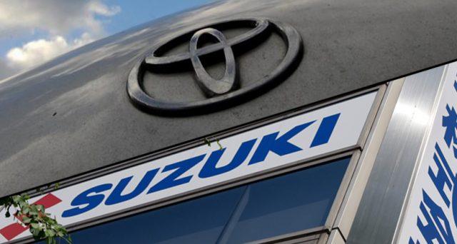 Toyota e Suzuki hanno annunciato di aver pianificato di produrre veicoli elettrici (EV) e auto compatte l'uno per l'altro