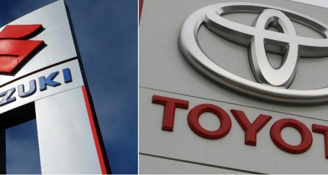 Toyota e Suzuki formeranno un'alleanza capitale, hanno detto mercoledì le due case automobilistiche giapponesi