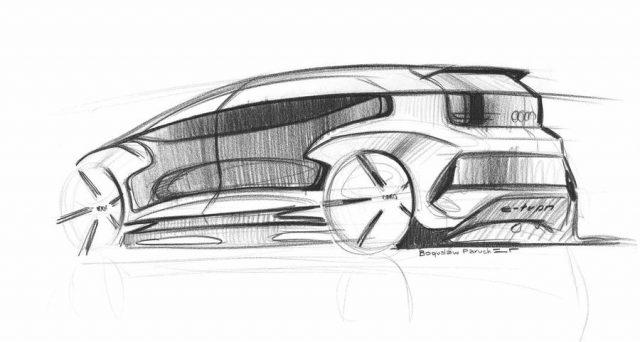 La casa di Ingolstadt mostrerà al Salone dell'auto di Shanghai la sua visione di una futura city car a guida autonoma