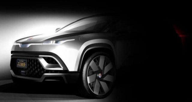 Durante il fine settimana e senza preavviso, Fisker Automotive ha rivelato una nuova immagine teaser del nuovo crossover elettrico