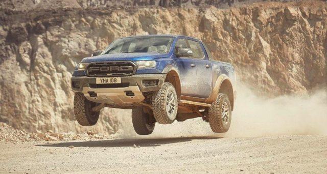 A metà del 2019 arriverà in Europa il nuovo Ford Ranger Raptor