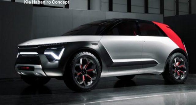 Kia Habaniro è il nome della nuova concept car che la casa automobilistica coreana svelerà in occasione del Salone dell'auto di New York