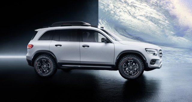 Il nuovo modello di Mercedes sarà svelato al Salone dell'auto di Francoforte 2019