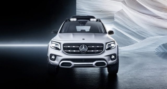 Mercedes GLB concept
