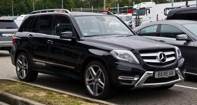 Non meno di 60.000 unità di Mercedes GLK sono oggetto di indagine da parte dell'autorità tedesca  KBA