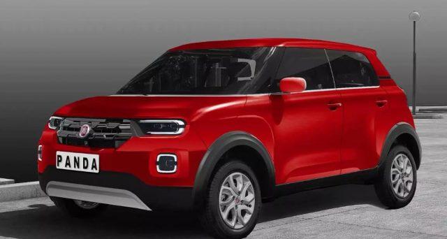 Nuova Fiat Panda: ecco come viene immaginata la futura generazione che arriverà sul mercato nei prossimi anni