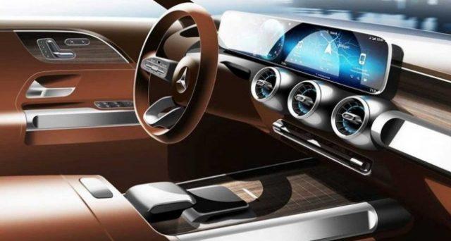 Nel prossimo Shanghai Auto Show 2019 avremo un'anteprima della nuova Mercedes GLB