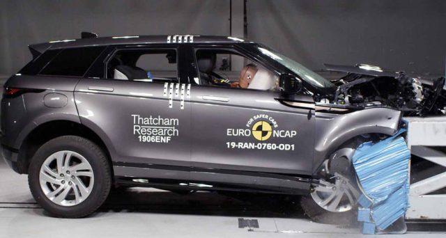 Massimo punteggio per la nuova generazione del celebre suv nei crash test di Euro NCAP