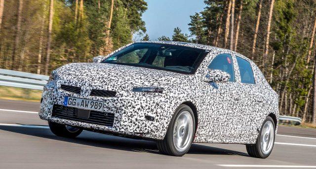 La sesta generazione di Opel Corsa è ormai vicina al suo debutto che avverrà in estate con la commercializzazione che inizierà in autunno