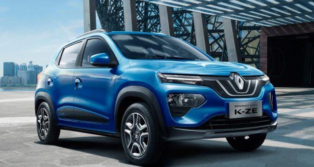 Nuova Renault City K-ZE: il suv compatto low cost elettrico presentato nelle scorse ore al Salone di Shanghai