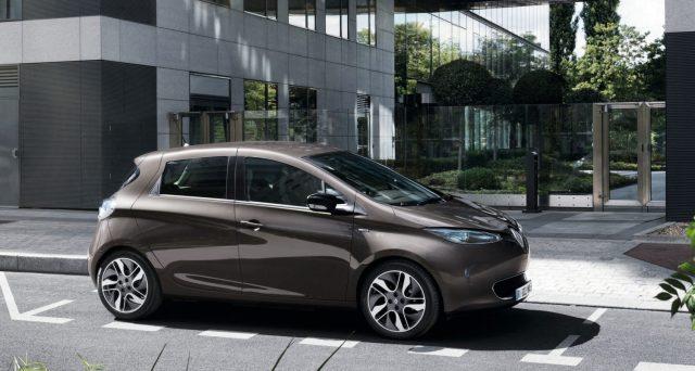 La futura generazione di Renault Zoe che sarà svelata prima dell'estate sarà un'evoluzione del modello attuale piuttosto che una rivoluzione