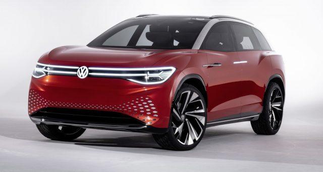 La concept suv ha fatto il suo debutto nelle scorse ore al Shanghai Auto show 2019
