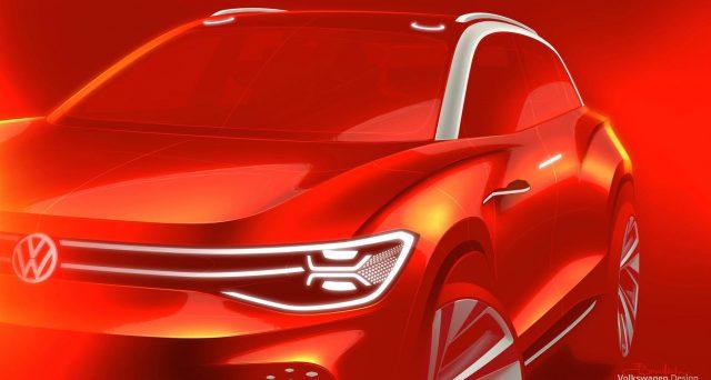 Volkswagen annuncia che al Salone di Shnaghai mostrerà un nuovo membro della famiglia ID che si chiamerà Roomzz