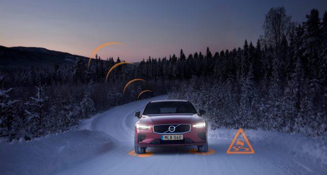 Volvo V2V: la nuova tecnologia dal 2020 sarà implementata in tutte le vetture della casa automobilistia svedese