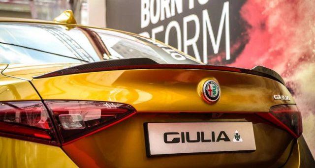 Una speciale versione di Giulia Quadrifoglio è stata mostrata nei giorni scorsi dal Biscione per omaggiare la 1000 Miglia