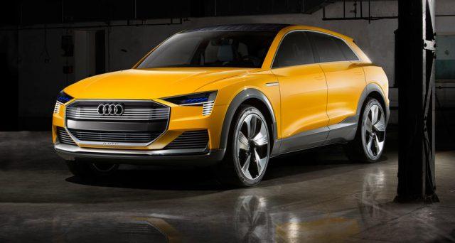 La casa di Ingolstadt ha deciso di puntare nuovamente sull'idrogeno, la prima auto con questa tecnologia potrebbe arrivare nel 2021