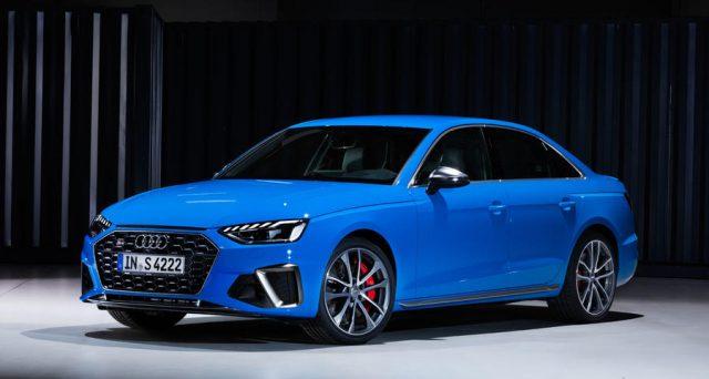 Gli importanti aggiornamenti di stile, tecnologia e telaio appariranno sull'opzione mid range di Audi entro la fine dell'anno
