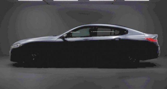 La casa automobilistica bavarese ha svelato una nuova immagine che mostra la silhouette della sua futura vettura