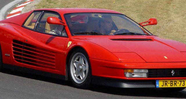 L'iconico modello del cavallino rampante si conferma come il modello di auto più amato in Italia
