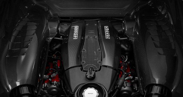Ferrari V8: il propulsore del cavallino rampante vince per la quarta volta consecutiva il premio motore dell'anno