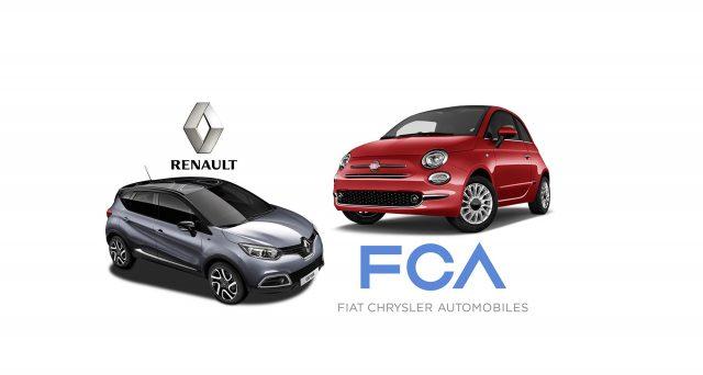 Fiat Chrysler e Renault stanno pianificando una fusione per creare la terza più grande casa automobilistica del mondo